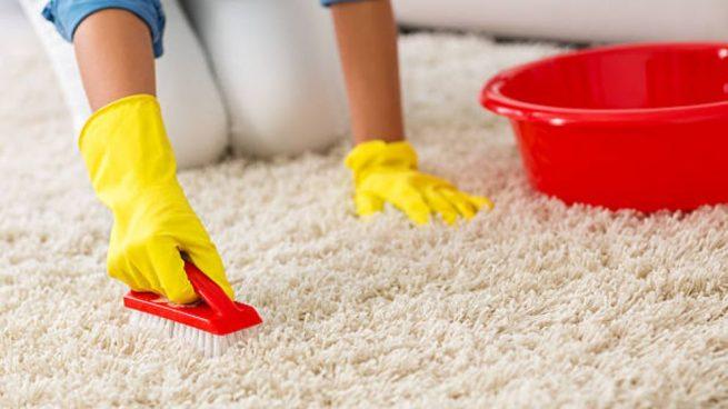 Técnicas sencillas para la limpieza de una alfombra