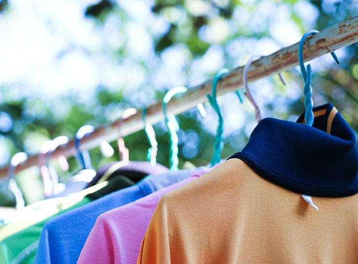 Lavar en lavadora con un ciclo suave