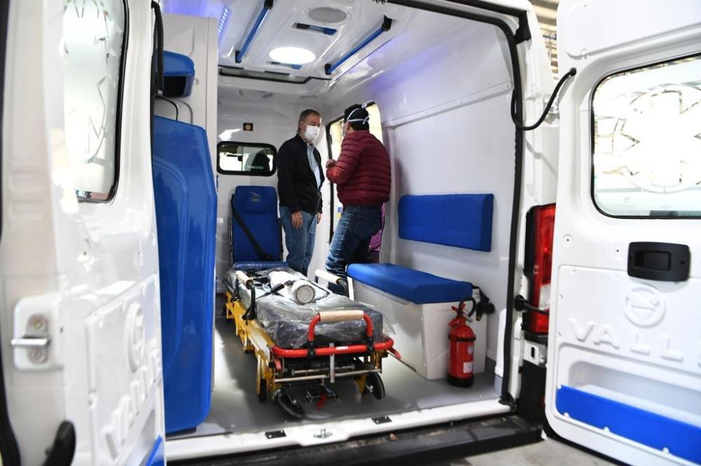 ¿Cómo funciona el proceso para hacer uso de una ambulancia de traslado?