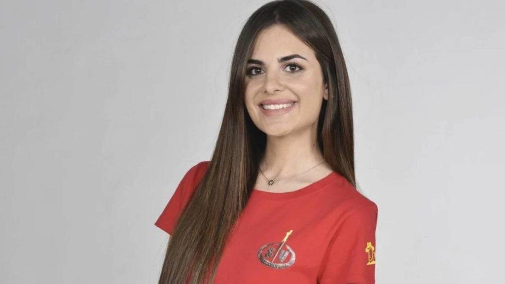 Alexia Rivas en Supervivientes 2021