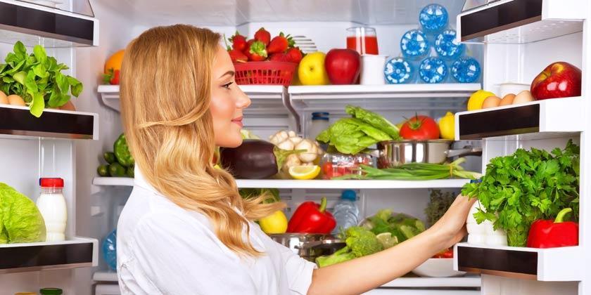 Alimentos recomendados y no recomendados