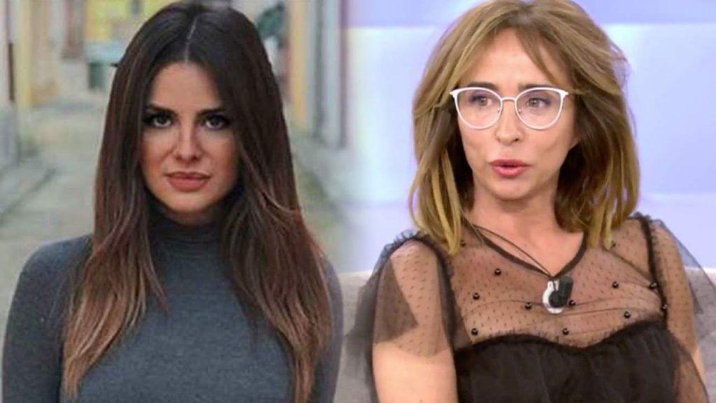María Patiño y Alexia Rivas