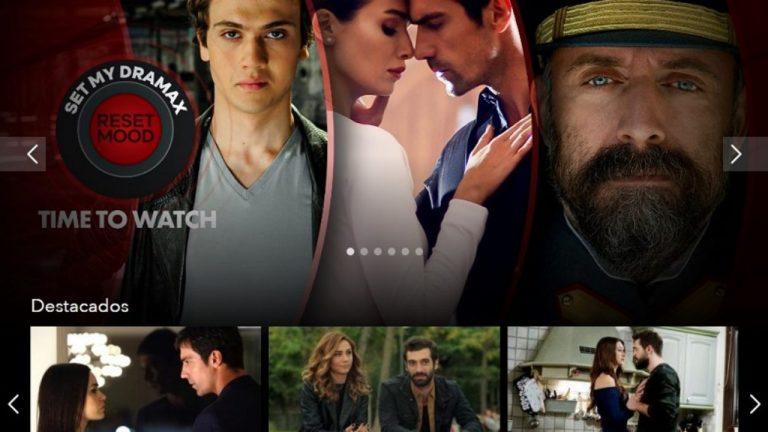 Así es Dramax, la plataforma que tiene más de 5000 horas de series turcas