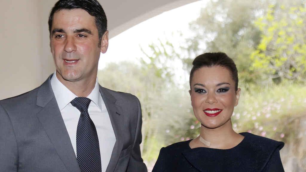 Así son Jesulín de Ubrique y María José Campanario