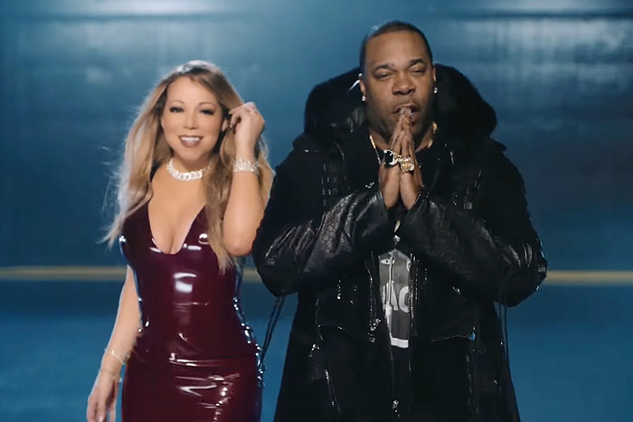 Mariah Carey y Busta Rhymes en 'Where I Belong', su videoclip