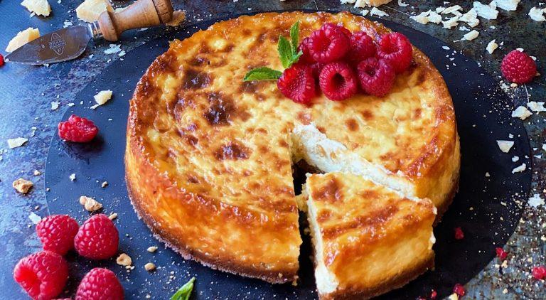Llega el 'Festival de cheescake de Grana Padano', la perdición para los amantes de la tarta de queso