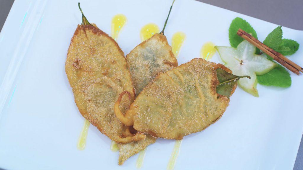 La receta tradicional del paparajote Murciano