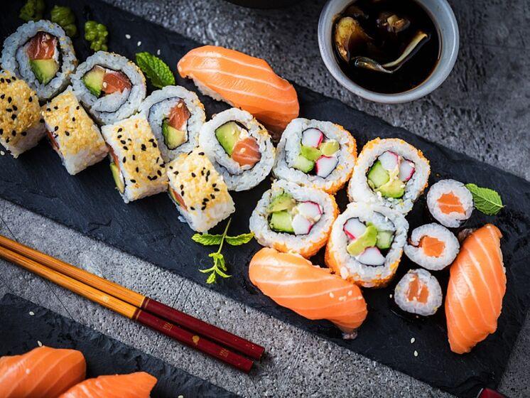 ¿Por qué preparar sushi?