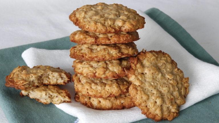 Cómo hacer unas galletas de avena condenadamente deliciosas