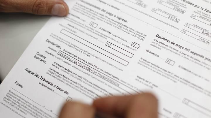Cómo solicitar el borrador de la declaración de la renta