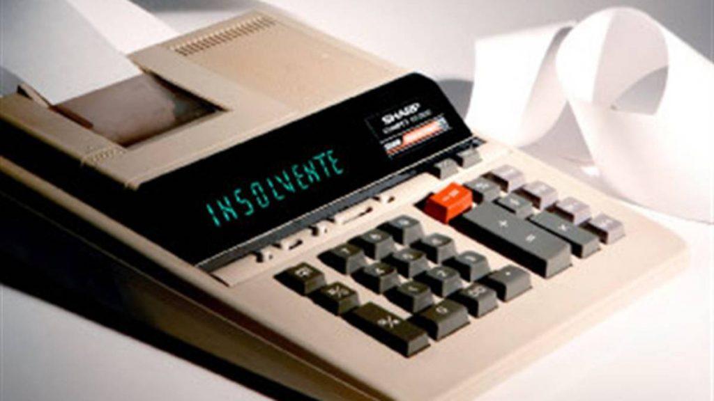 ¿Quiénes se pueden declarar insolvente?