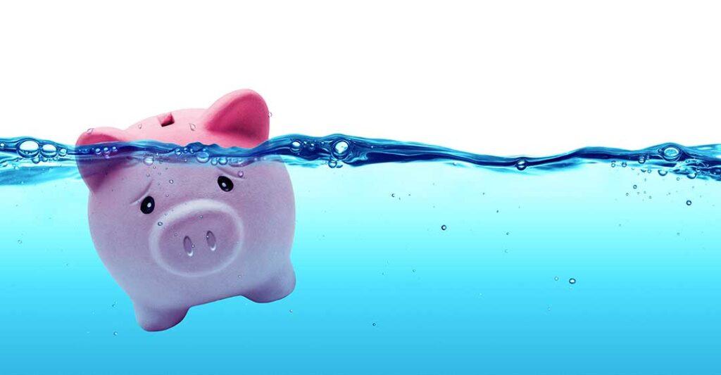 ¿Qué significa declararse en bancarrota o en quiebra?