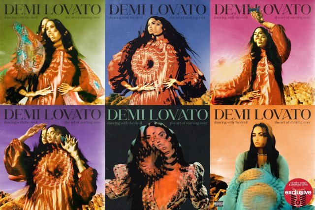 Demi Lovato Dancing With The Devil … The Art Of Starting Over