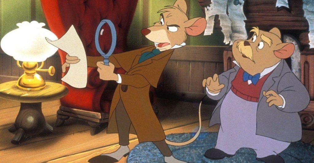 'Basil, el Ratón Súper Detective'