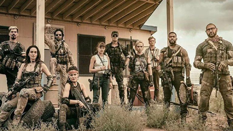 Ejército de los muertos: fecha de estreno en Netflix y tráiler final de lo nuevo de Zack Snyder
