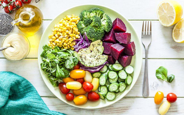 Método del plato: las claves que te ayudarán a adelgazar en pocas semanas
