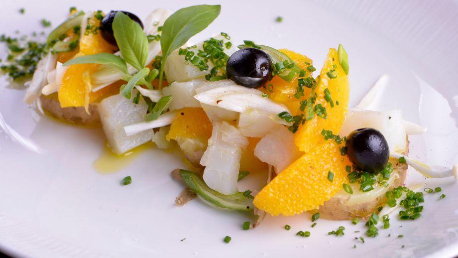 Consejos para la ensalada de bacalao con naranja