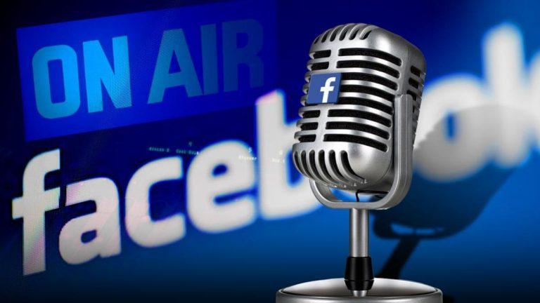 Facebook: Así son las Live Audio Rooms, las salas de audio que ha 'copiado' a Clubhouse