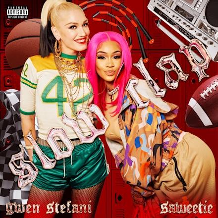 Gwen Stefani Saweetie Slow clap remix