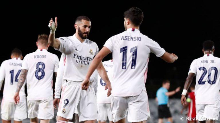 El Real Madrid empata ante el  Chelsea, pero cede la ventaja para la vuelta