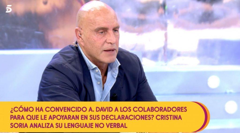 Kiko Matamoros, el azote de Rocío Carrasco, ¿por qué sigue creyendo a Antonio David Flores?