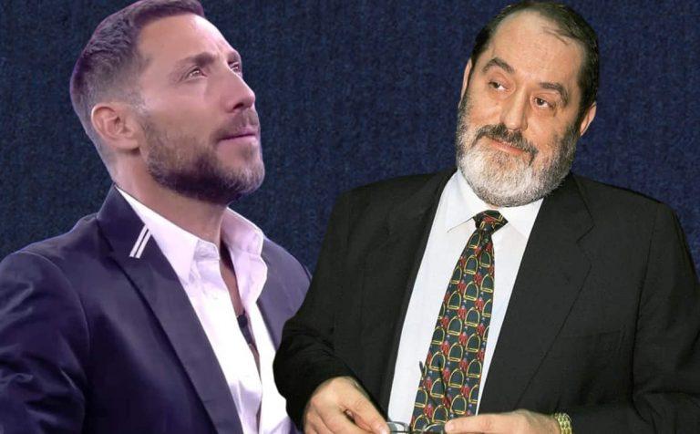 """La puñalada trapera de Rodríguez Menéndez a Antonio David Flores: """"los malos tratos son ciertos"""""""