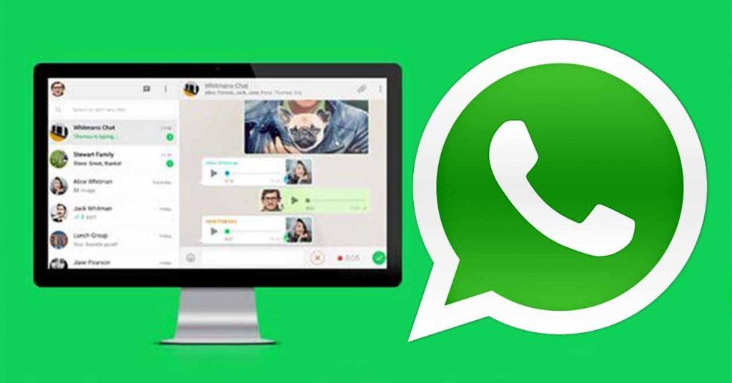 La utilidad diaria de WhatsApp Web