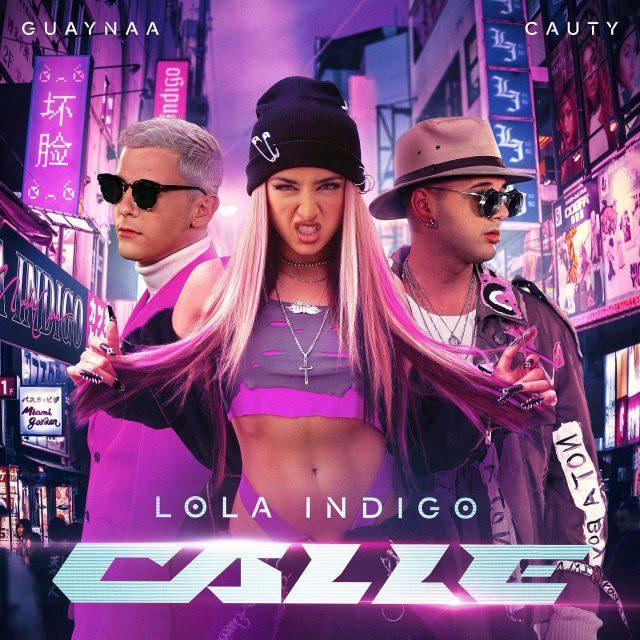 Lola Indigo Calle