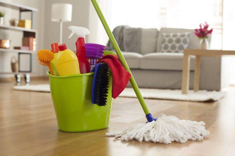 Los 8 pasos que debes dar para limpiar a fondo tu casa