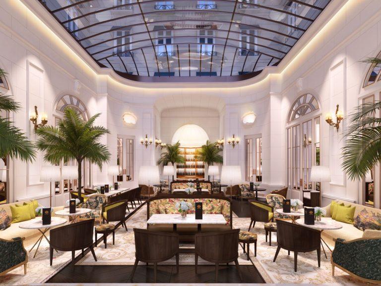 El Mandarin Oriental Ritz se reinventa de la mano de Quique Dacosta