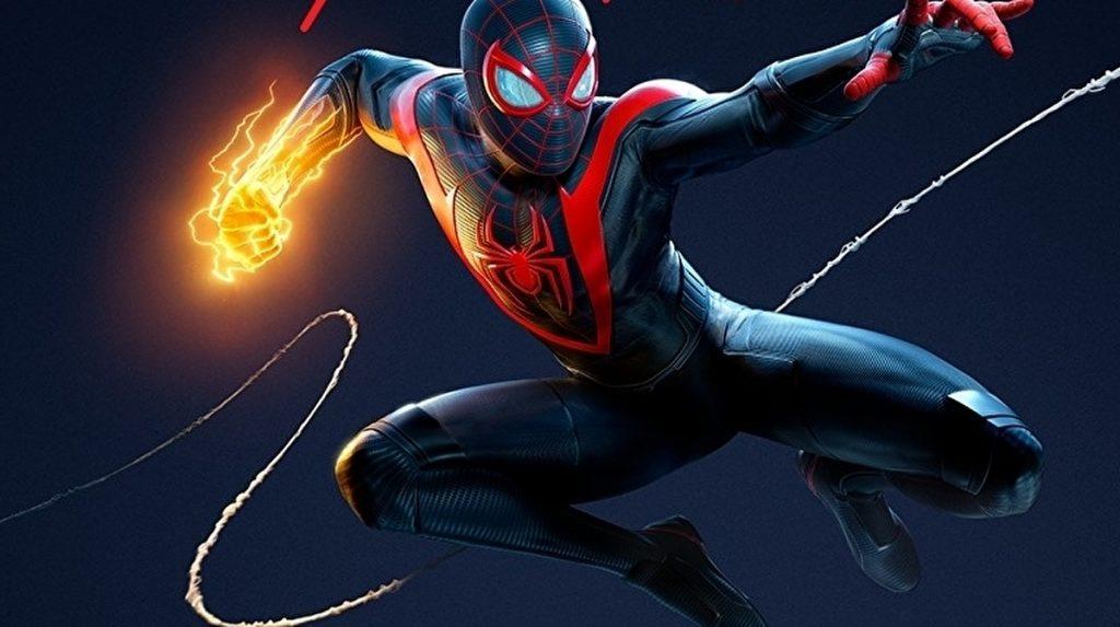 Miles Morales, protagonista de 'Spiderman: un nuevo universo 2'.