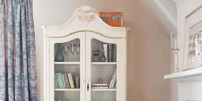 Ideas para cambiar un mueble antiguo