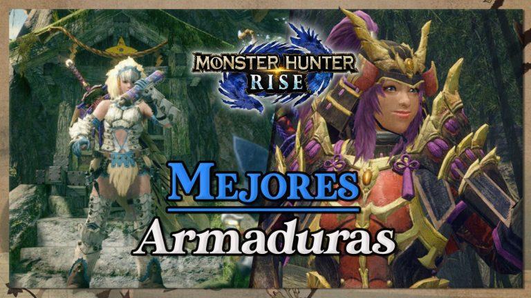 Monster Hunter Rise: armaduras secretas, ¿cuál es la mejor de todas?