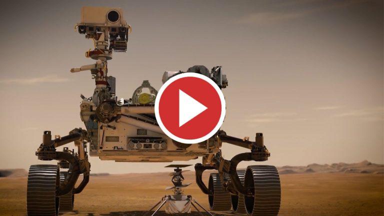 La NASA investiga el problema que retrasa el vuelo de Ingenuity