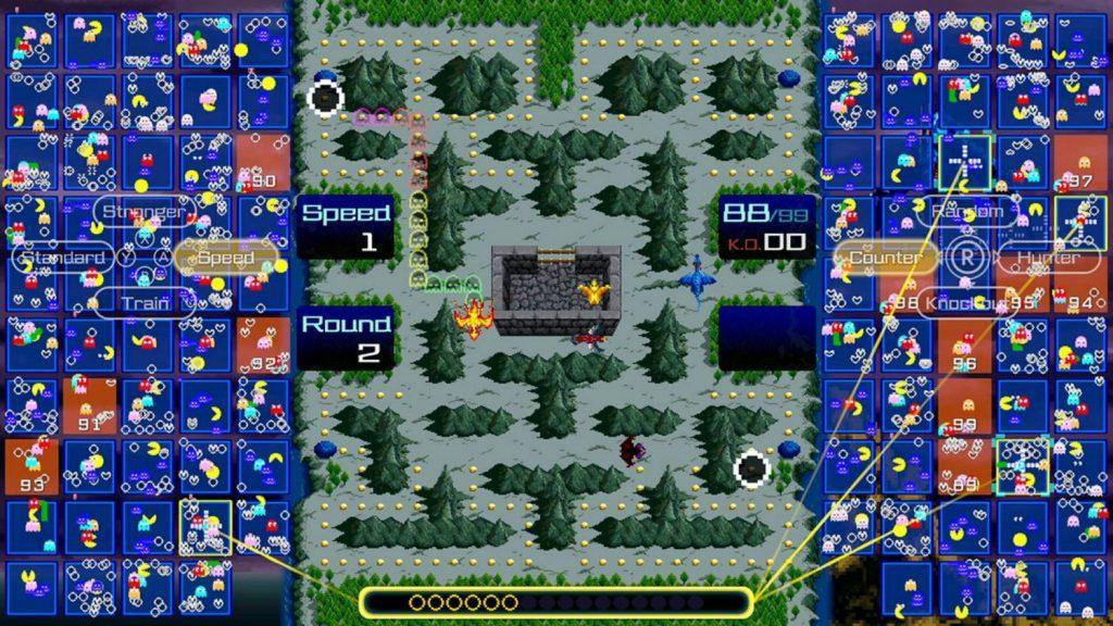 Por qué ha llegado Pac-Man 99 nintendo switch