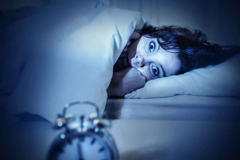 Qué son los terrores nocturnos