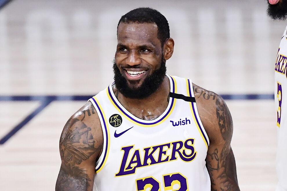 Quién es LeBron James