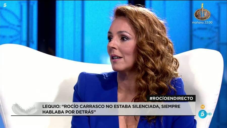 La docuserie de Rocío Carrasco ha superado la audiencia de 'Mujer' en Antena 3.