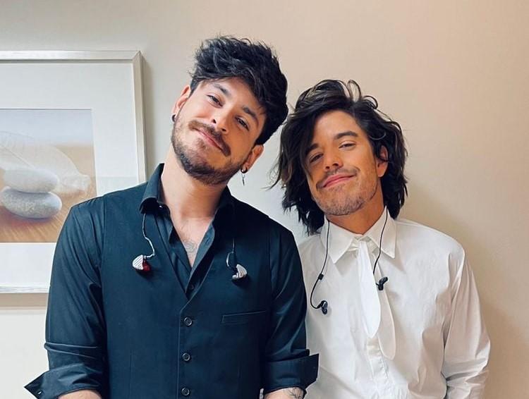Roi Méndez y Luis Cepeda juntos en 'La misma dirección'