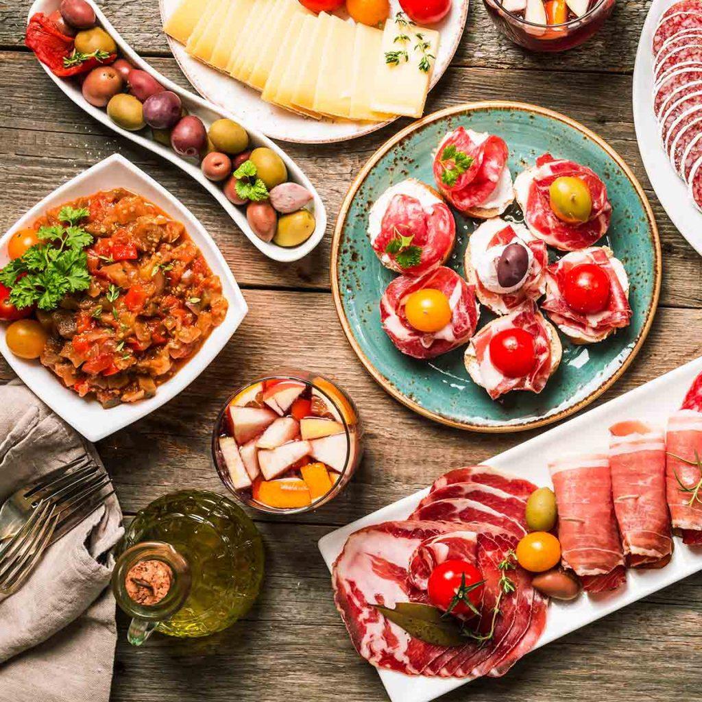 Gastronomía Mallorquín