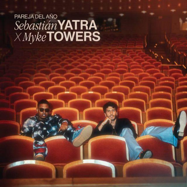 Sebastián Yatra  Myke Towers  Pareja del Año