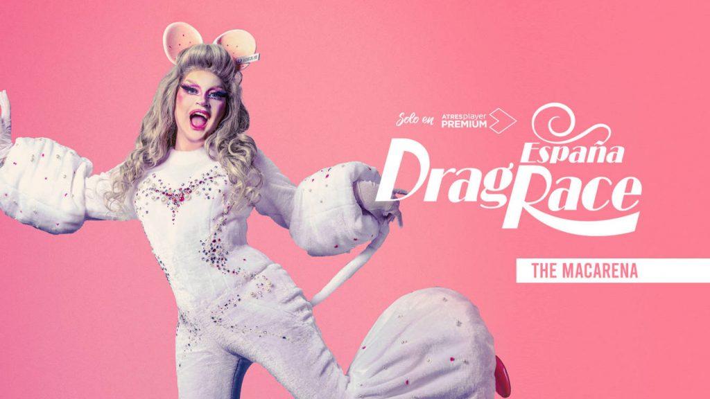 The Macarena en Drag Race España