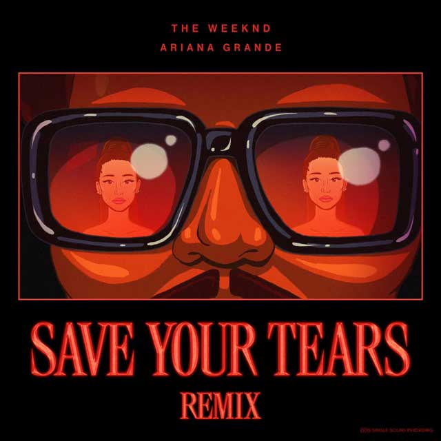 The Weeknd  Ariana Grande Save Your Tears remix