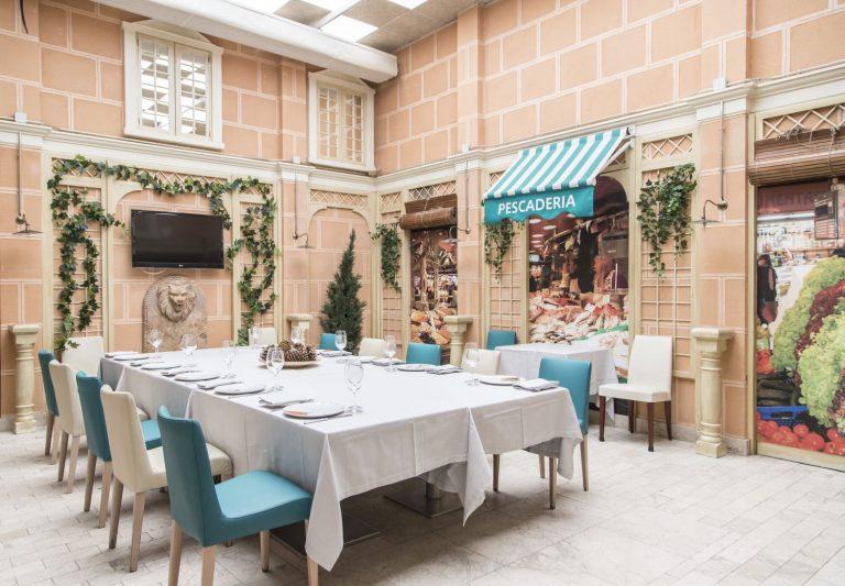 Verdura & Brasa, un restaurante con huerta propia en el centro de Madrid