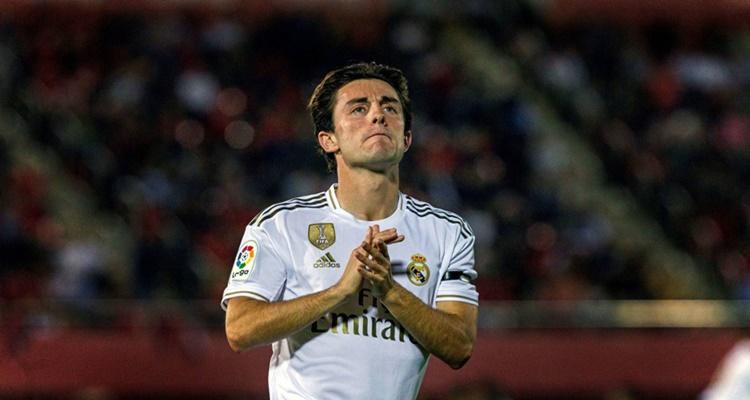 Álvaro Odriozola, Real Madrid, Florentino Pérez lesiones