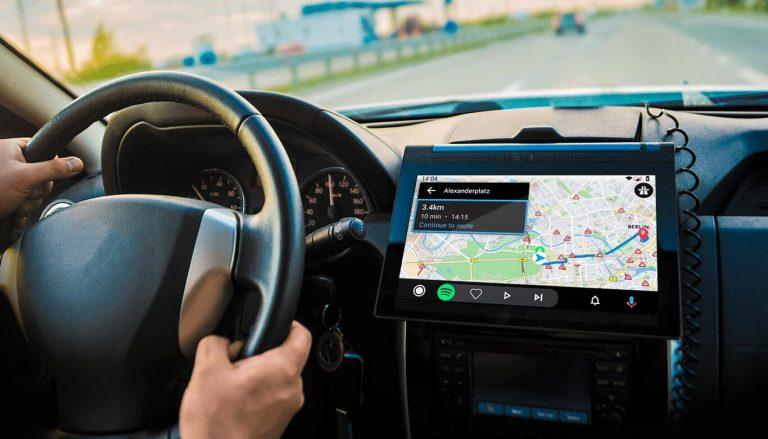 Los mejores GPS para usar con Android Auto