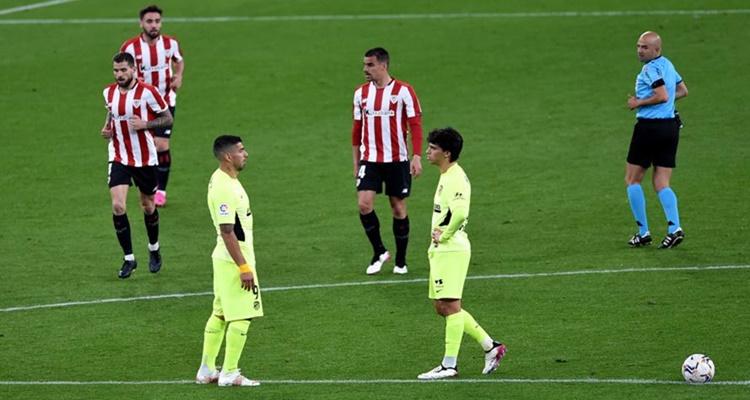 Atlético derrota LaLiga, Barça, Real Madrid