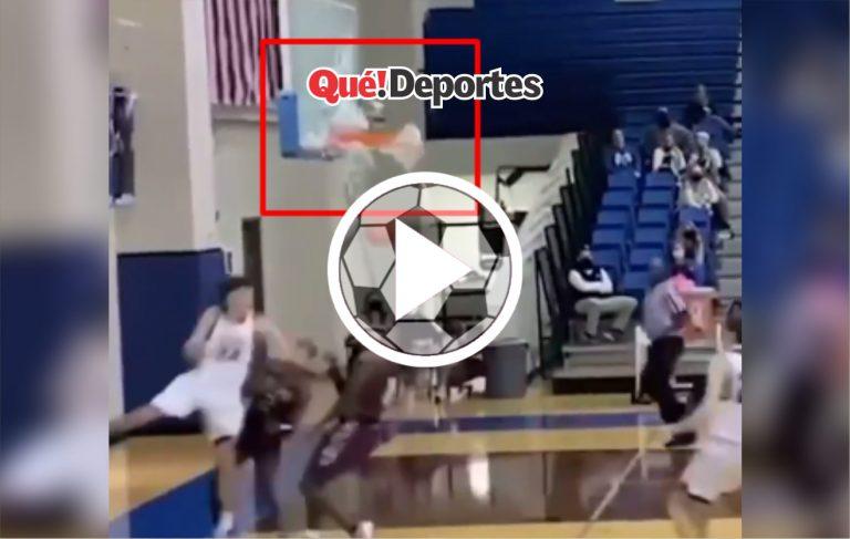 La reacción de ese árbitro creo que habría sido la de todos nosotros