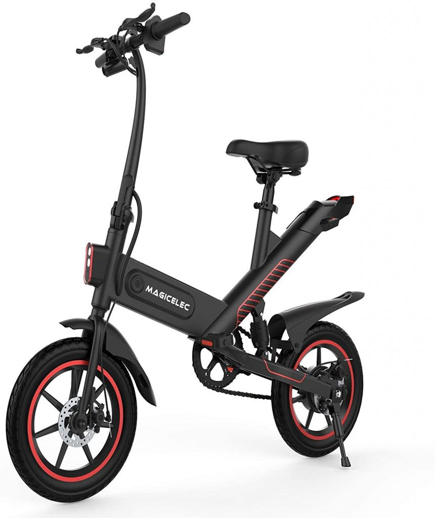 bicicleta electrica magicelec