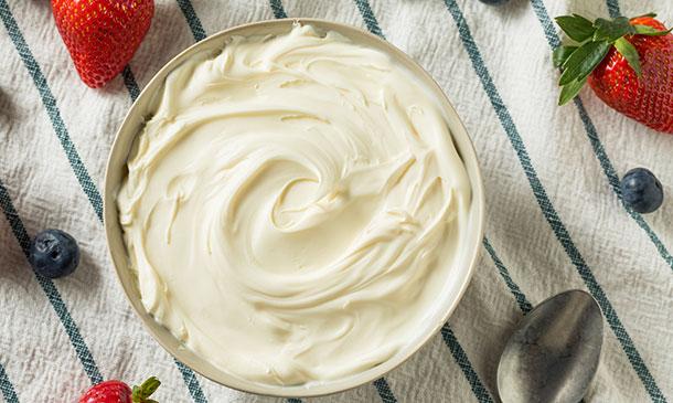 Algunos consejos a tomar en cuenta para hacer la crema mascarpone